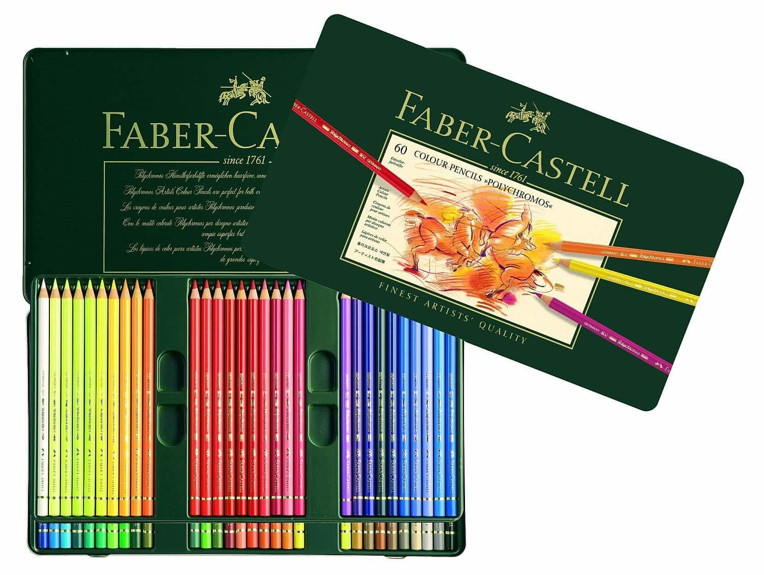 The Best Colored Pencils for Blending & Shading | MostCraft